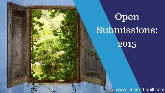Call For Submissions (2015)!