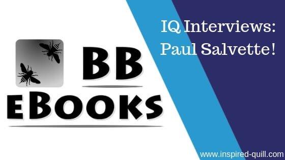 IQ Interviews – Paul Salvette!