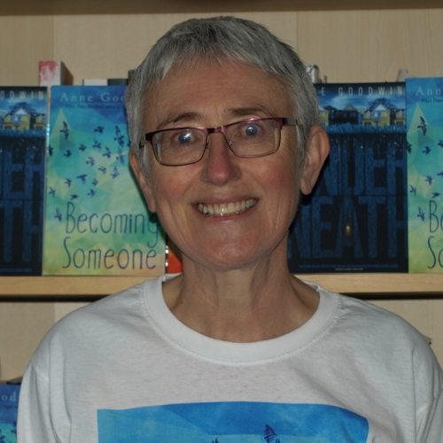 Picture of author Anne Goodwin