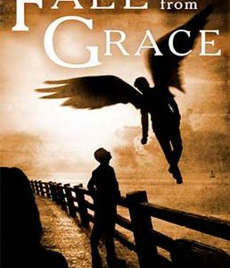 Urban fantasy book cover for Fall From Grace (by Matthew Munson)