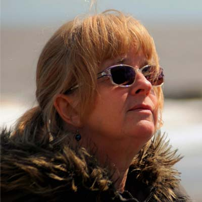 Picture of author Tracey Scott-Townsend