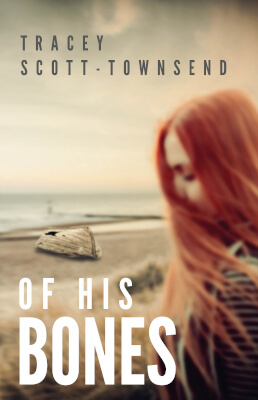Literary fiction cover for Of His Bones (by Tracey Scott-Townsend)