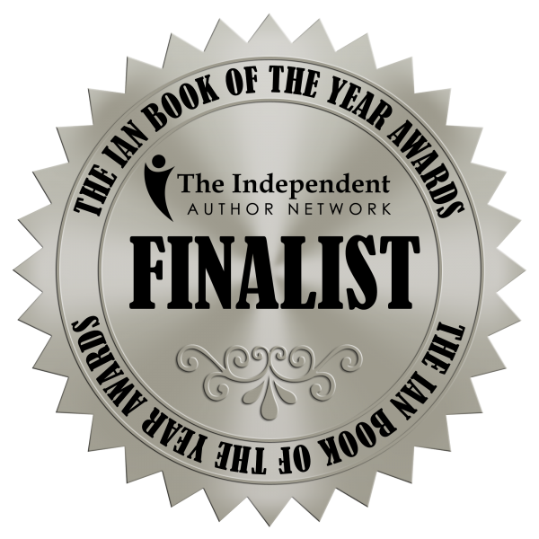 Sticker of the Independent Author Network Book of the Year Awards Finalist 2020